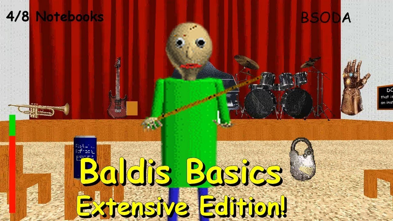 Baldis Basics Bully X Reader Lemon