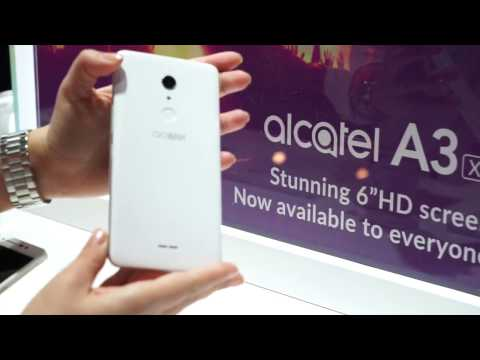 Alcatel mobile highlights at MWC 2017
