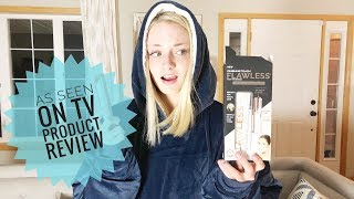 Jaidyn Reviews As Seen On TV Products!! The COMFY and FLAWLESS thumbnail