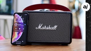 Review: Marshall Kilburn II is a Rugged Portable Speaker for Your Inner Rocker