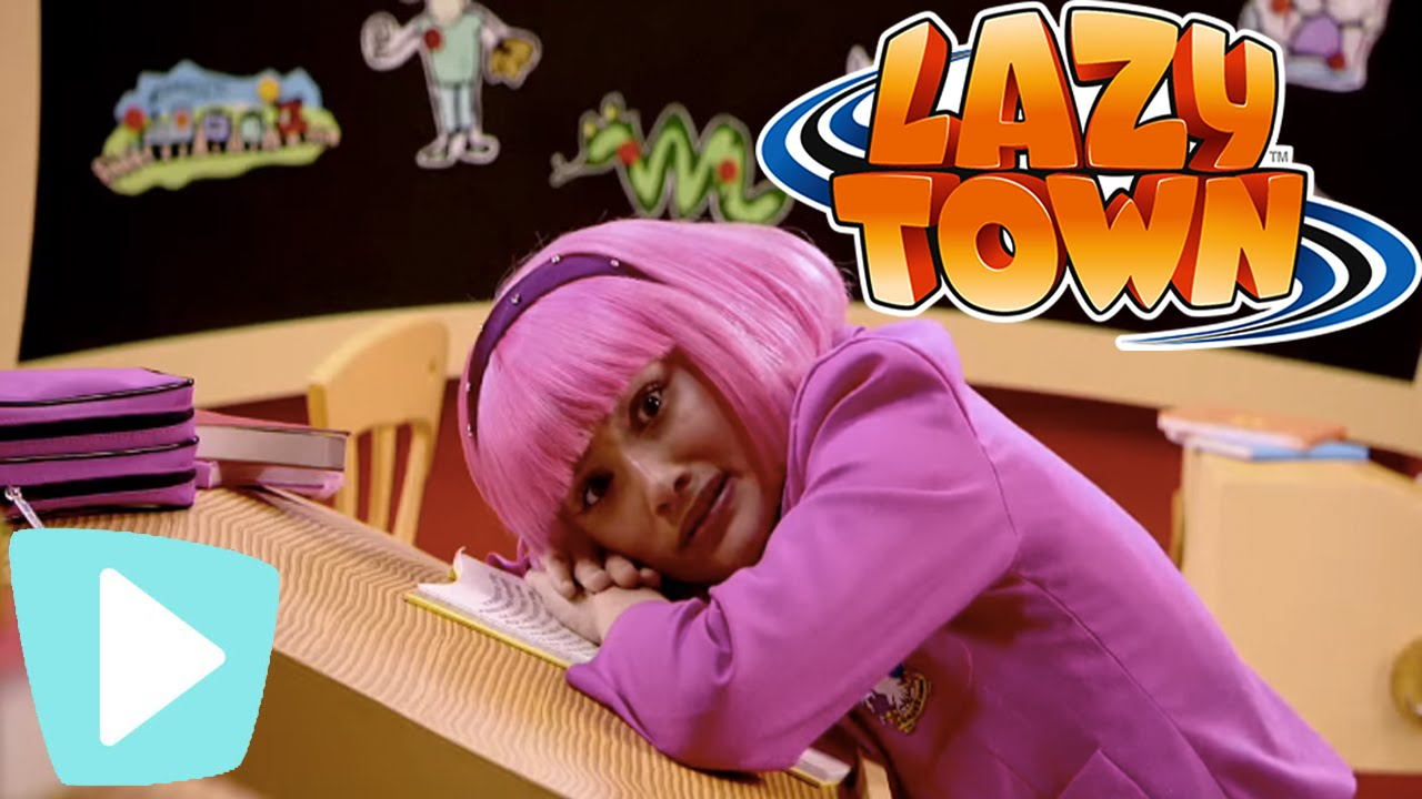 lazy town school scam youtube