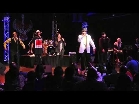 The Sylvers Live (Full Version) Sept. 21, 2017  at The Rose in Pasadena, CA