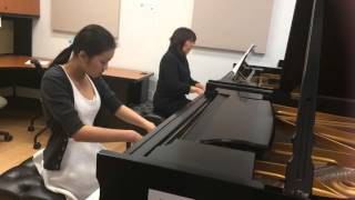 Alec Rowley: Miniature Concerto - by Aili Hou with Ms. Elza Ritter, 1st Place at NVMTA Concerto
