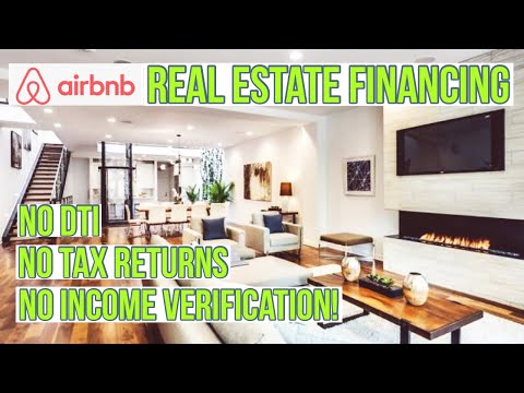 $1.5 million Airbnb Rental Financing - No Income Verification! No DTI! No Tax Returns (Must Watch)