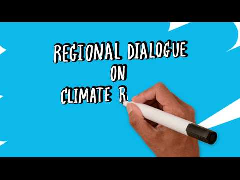 Sketch Notes from Regional Dialogue on Climate Resilient Growth and Development