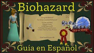 [OSRS] biohazard (Español)