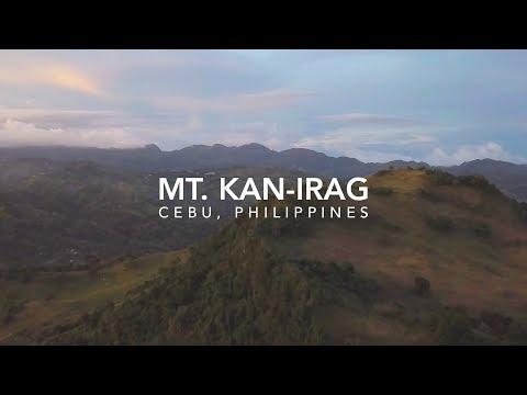 Hiking in the Philippines (Mt. Kan-irag, Sirao, Cebu, Philippines)