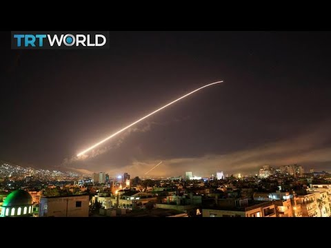 The War in Syria: US prepared to sustain attacks in Syria