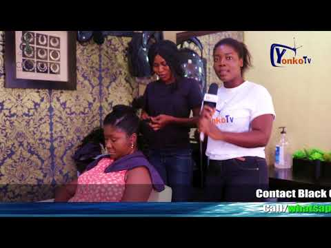 BLACK COTTON NATURAL HAIR AND BEAUTY SALON