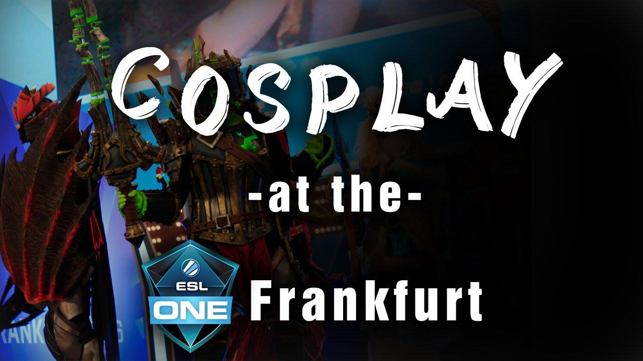 Download SwissDC Cosplay Documentation - Cosplay at the ESL One Frankfurt