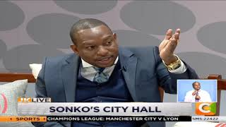 Sonko: My style of leadership moving forward will be exposing [Part 2] #JKLive
