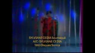 ZOUK NOSTALGIE [973] SYLVIANE CEDIA Soumaqué 1983 Disques Sonics (79421) DJ Issssalop
