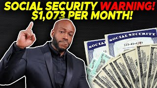 OH NO! Biden $200 SSI Increase + IMPORTANT Social Security Changes [STIMULUS PACKAGE]