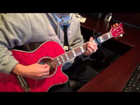 John Mellencamp: Dance Naked (Guitar Cover) by vanzos