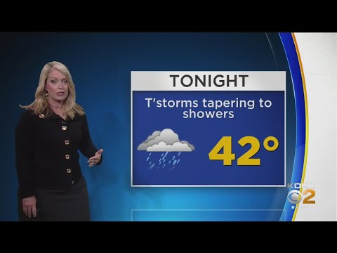 KDKA-TV Weekend Forecast (4/14)