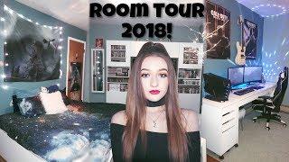 Room Tour 2018! (Bedroom/Gameroom)
