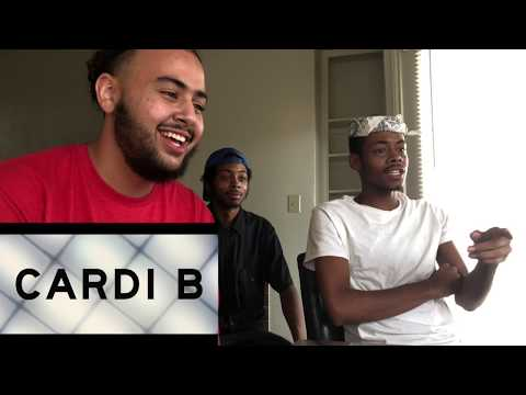 CARDI B DISSES NICKI!! Pardison Fontaine - Backin' It Up (feat. Cardi B) [Official Video] Reaction!