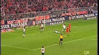 FC Bayern - Werder Bremen 3:1 2005/06