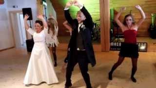 Thriller Eröffnungstanz   Thriller Wedding dance