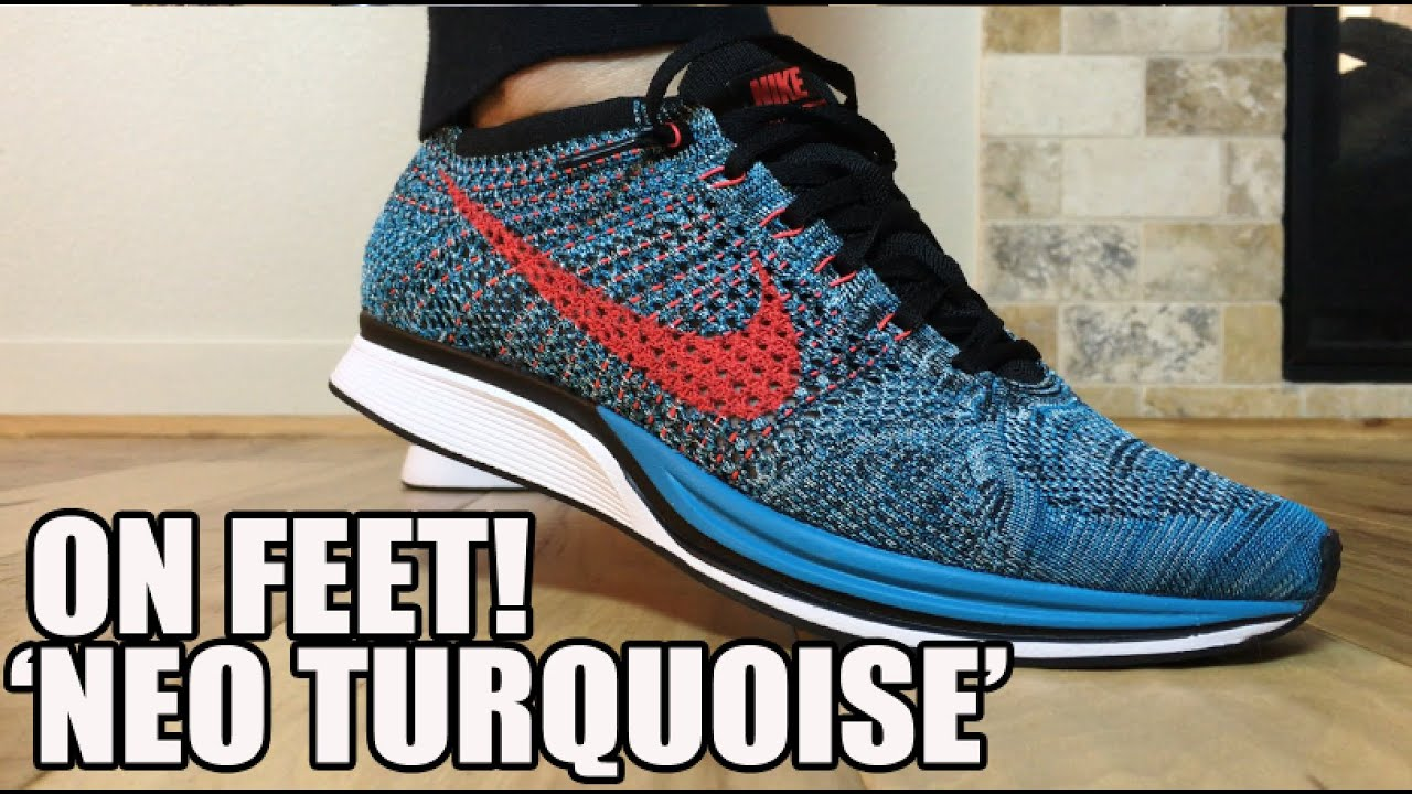 Available Now Flyknit Racer 'Neo Turquoise' Restock! (+ Nike / Adidas Sale!)