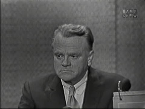 What's My Line?  James Cagney; Gore Vidal panel May 15, 1960
