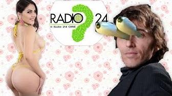 """Valentina Nappi: """"Cruciani, ti faccio un pompino"""" - Intervista hot 3/12/14"""