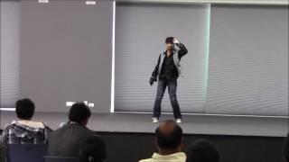 Gambar cover Harsha performing- DZe Dance Studios Founder and trainer