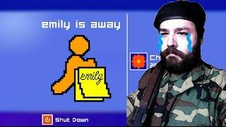 EMILY IS AWAY - Conquistando a la Elfa - Maldita Emily deja a Brad.. Capitulo 1 y 2