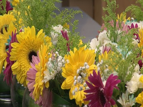 Pathways Toward Independence Students Learn Floral Design