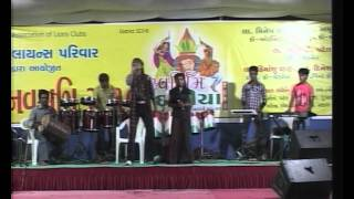 Gujarati Songs Garba - Jignesh Kaviraj - Lions Club Kalol -Navratri 2010 - Day 3 - Part 3