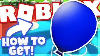 [EVENT] How to get the BLUE WATER BALLOON | ROBLOX Dodgeball