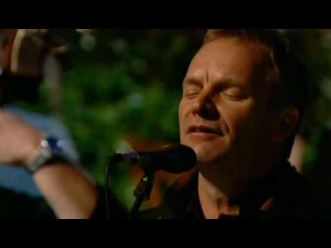 Sting - A Thousand Years - Live in Italy