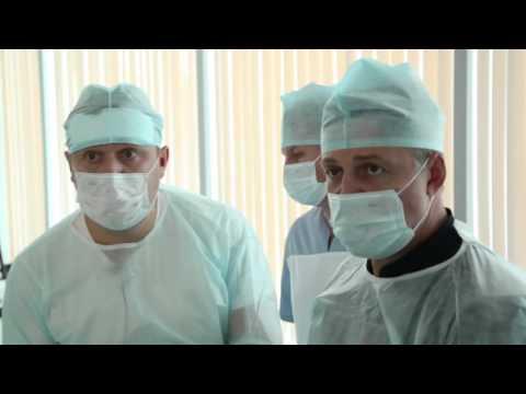Мастер-класс для сосудистого хирурга и флеболога из Ульяновска