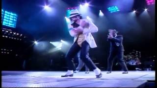 Michael Jackson - Smooth Criminal Lean Live in Bucharest - 1992 - FULL HD 1080p