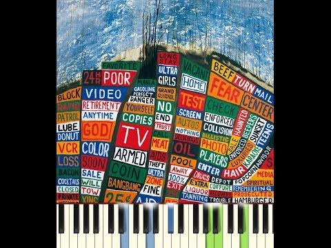 Radiohead - Gagging Order [Piano Cover]