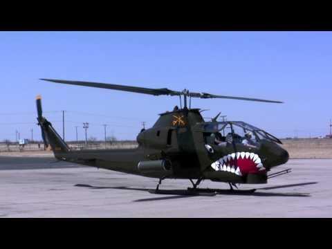 AH-1 Cobra Arrival