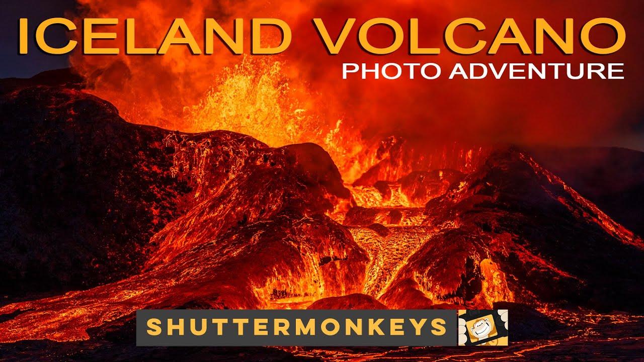 Iceland Volcano Photo Adventure
