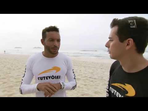 Vida de Atleta - Futevôlei com Diego Souza (22/11/15)