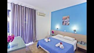 Argo Hotel 2 Арго отель Греция Родос Фалираки обзор отеля территория пляж