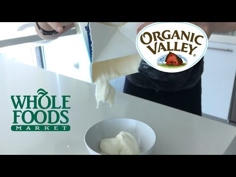 Organic Valley and Whole Foods exposed ! MILK?