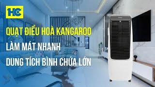 Quạt điều hòa Kangaroo: Làm mát nhanh, dung tích bình chứa lớn 20L (KG50F20) • Siêu Thị Điện Máy HC