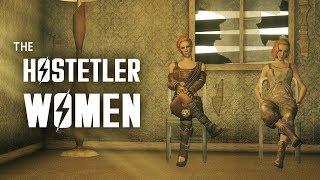The Hostetler Women: A Family Crisis Turns Deadly - Fallout New Vegas Lore