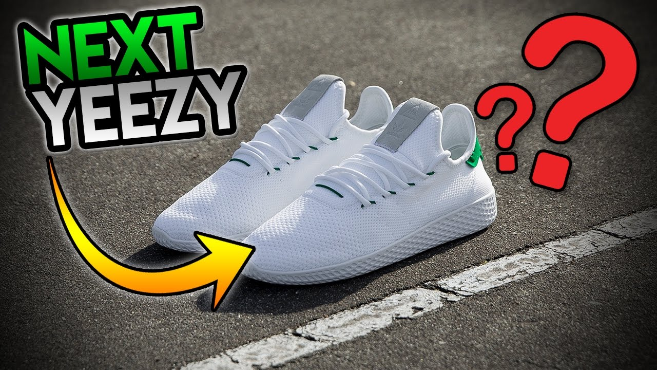 f1a26ca5d4a0f  INSANE  ARE PHARRELL WILLIAMS TENNIS HU PRIMEKNIT SHOES THE NEW YEEZY    (  2017 RELEASE )