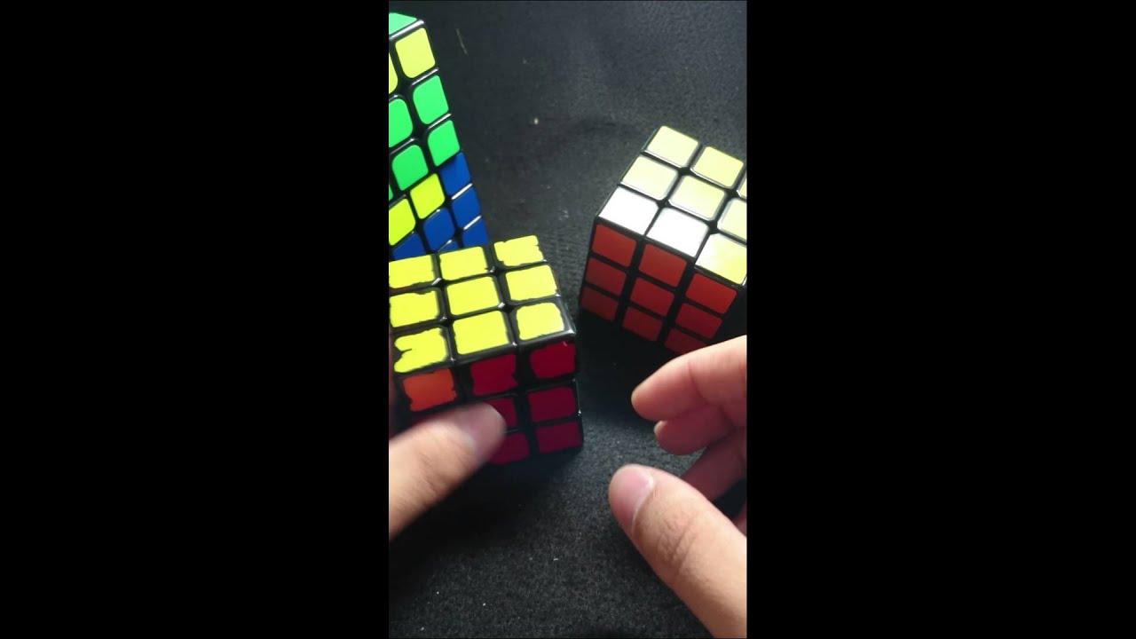 (進階) [魔術方塊教學] F2L基本型簡說 (2015/02/27) - YouTube