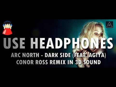 3D Audio | Arc North - Dark Side In 3d (Conor Ross Remix) | Lazy Boys Productions
