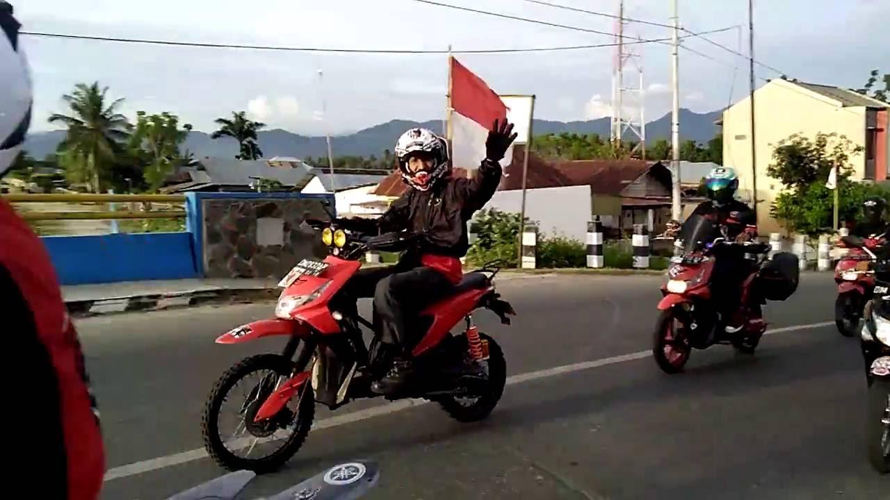Vidéo Motards Gorontalo