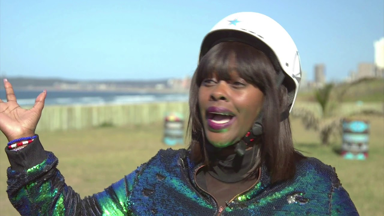 Top Billing Visits Actress Dawn Thandeka King In Durban