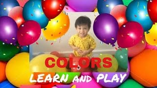 Best Learning Video for Kids ; Make fun with Balloons  Egg Surprises and Toys