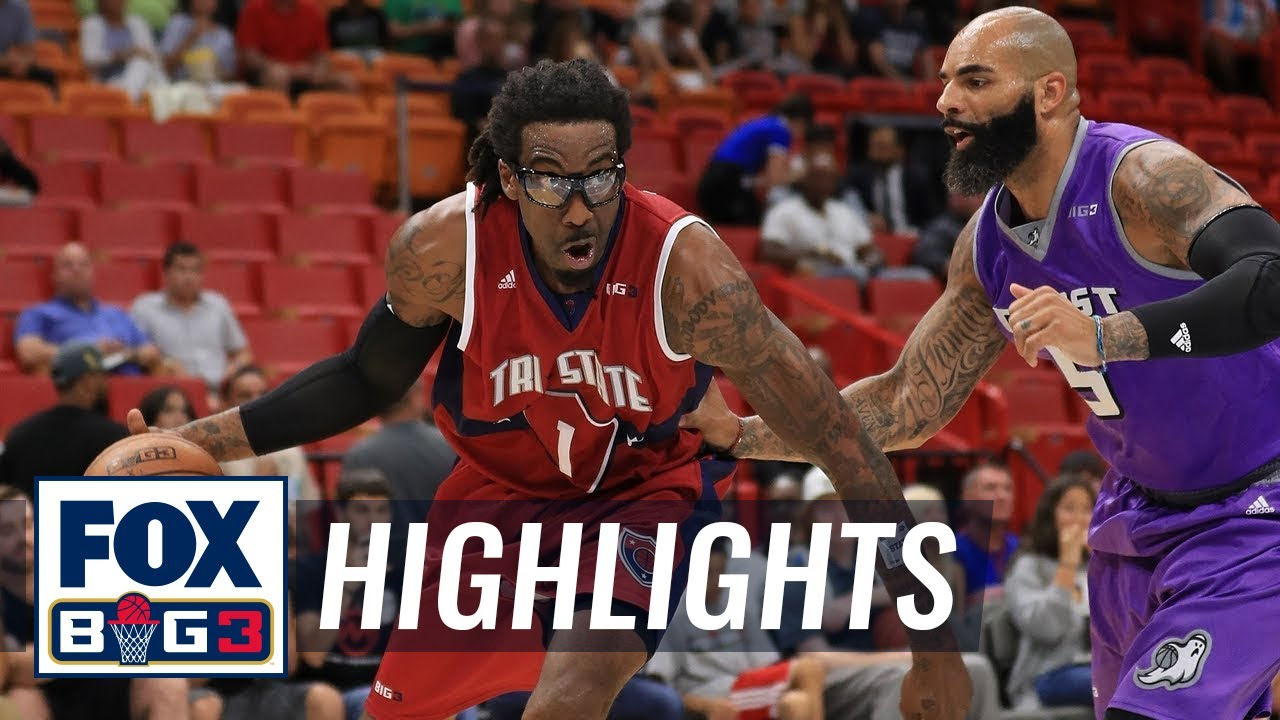 tri-state-vs-ghost-ballers-big3-highlights