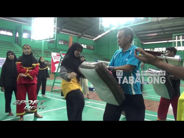 Sport Light - Latihan Pencak Silat POPDA 2020